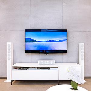 Audiosysteme / Video / Heimkino
