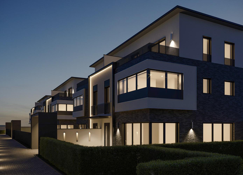 Immobilienentwicklung in Düsseldorf Heerdt