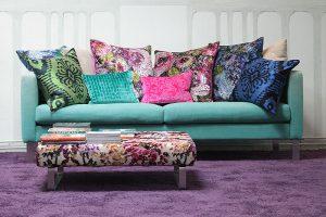 Stoffe und Textilien