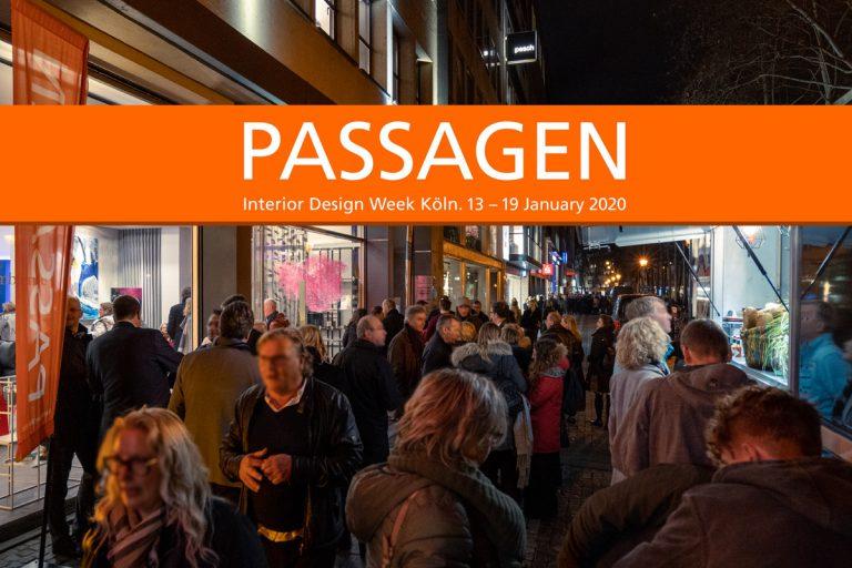 PASSAGEN 2020 in Köln
