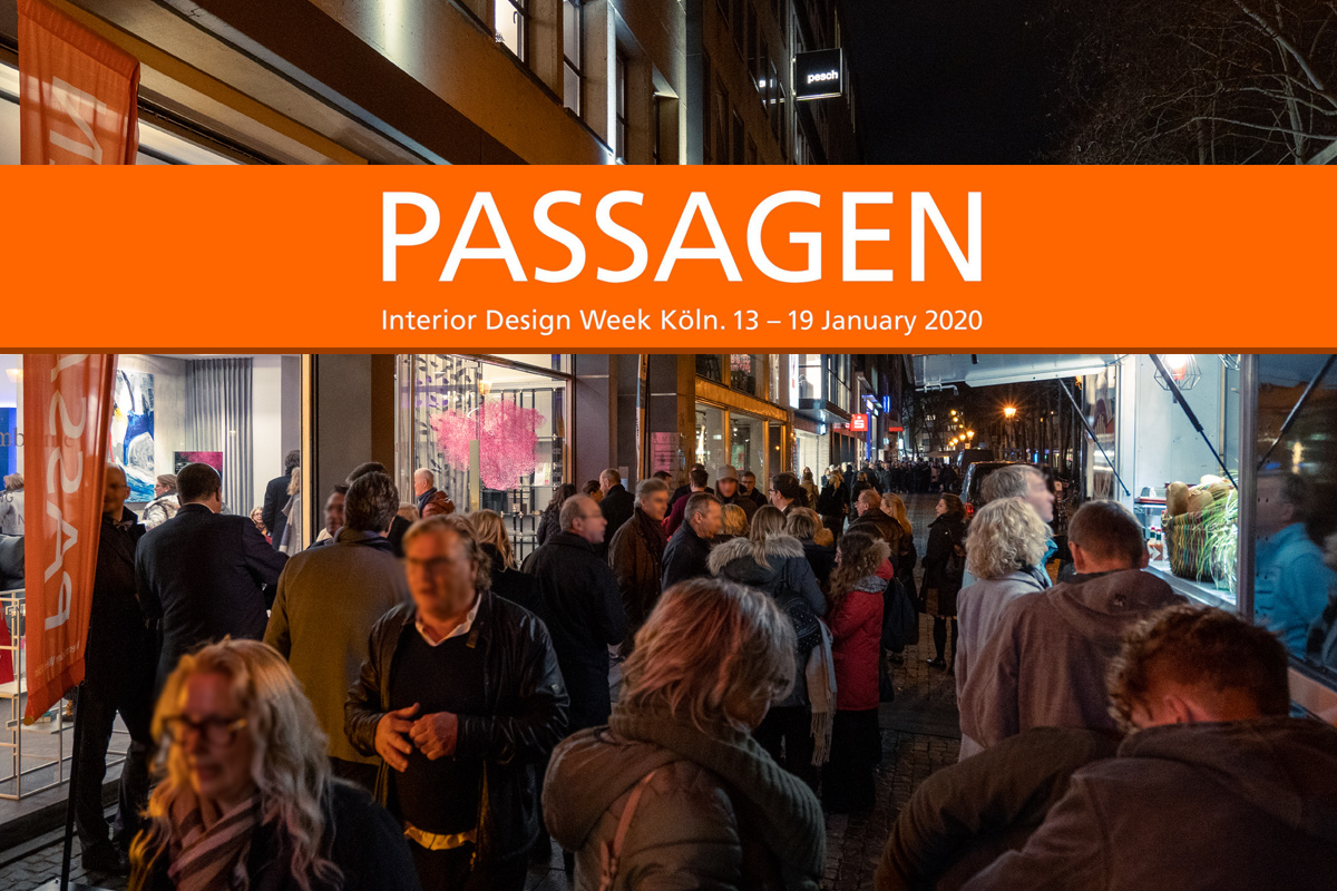 PASSAGEN 2020 in Köln
